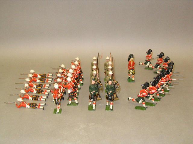 Britains Cameron Highlanders 39