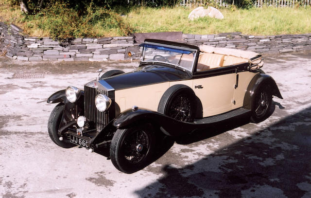 1932 Rolls-Royce 20/25 Three Position Drophead Coupe,