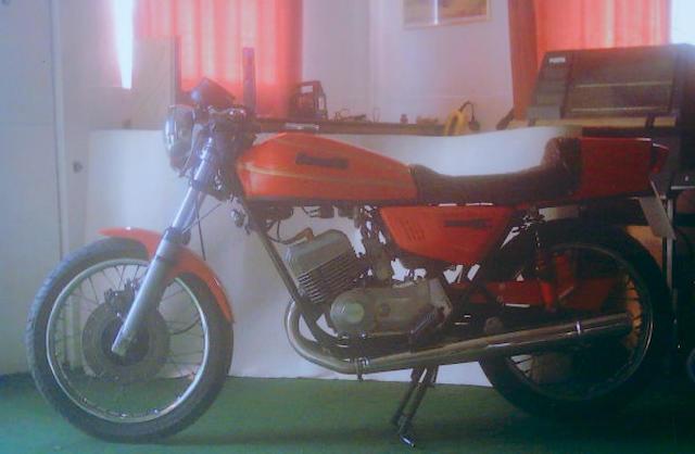 1974 Benelli 231cc 2C