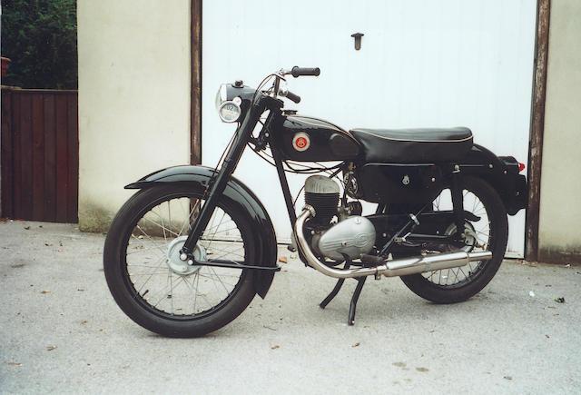 1954 Francis-Barnett 197cc Falcon