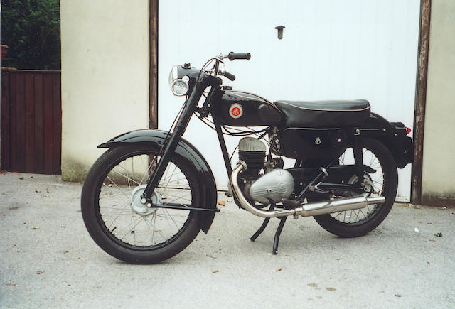 1954 Francis-Barnett 197cc Falcon  Frame no. VM73434 Engine no. 617A 36148