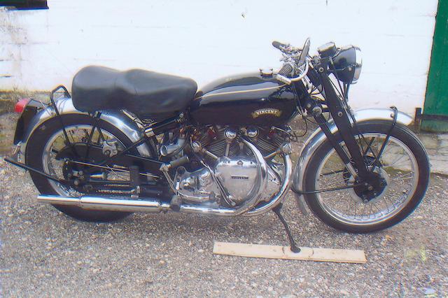 1951 Vincent 998cc Rapide