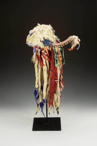 A Plains headdress