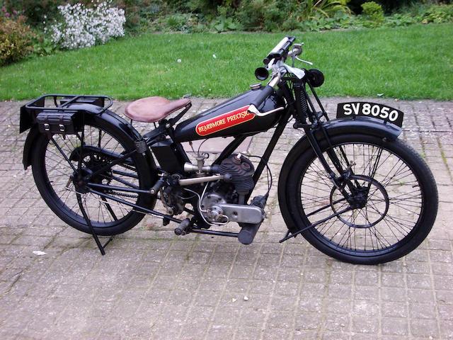 1923 Beardmore Precision 246cc  Engine no. 1508
