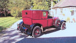 1927 Rolls-Royce 20hp Panel Brougham  Chassis no. GAJ 15 Engine no. D5W