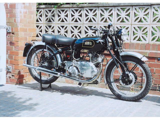 1950 Vincent 499cc Comet