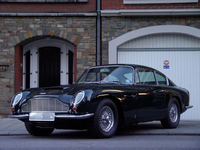 1969 Aston Martin DB6 Vantage Saloon  Chassis no. DB6/4038/RC Engine no. 400/4173/VC