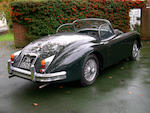 Property of a Deceased Estate,1959 Jaguar XK150S 3.8-Litre Roadster  Chassis no. T820056DN Engine no. VAS 10119