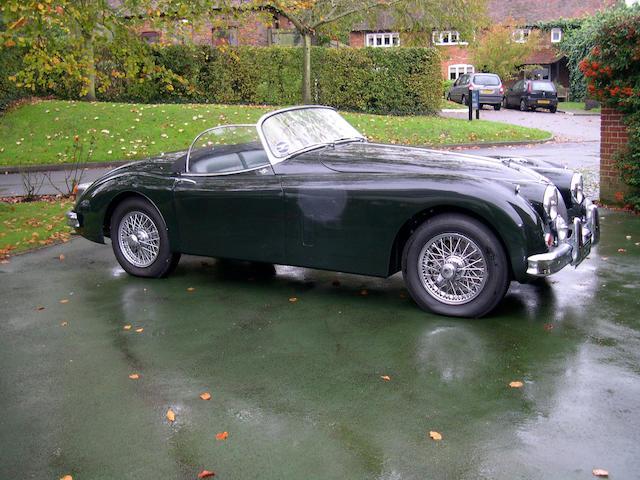 1959 Jaguar XK150 S,