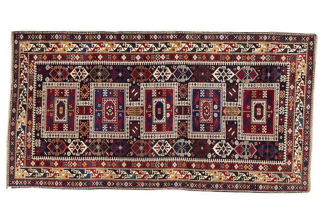 A Shirvan rug East Caucasus, 301cm x 155cm