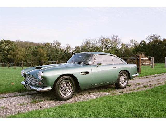 1960 Aston Martin DB4 Series One,