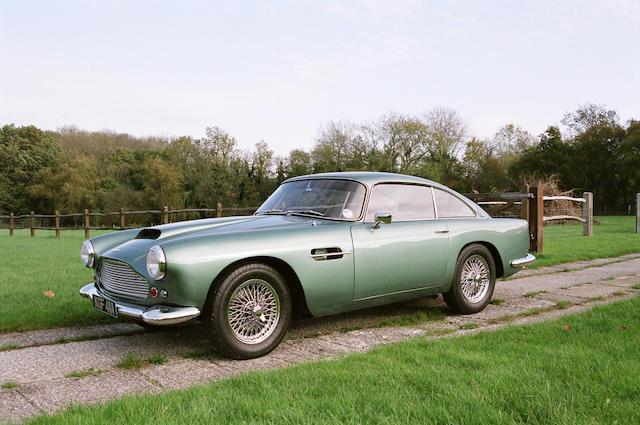1960 Aston Martin DB4 Series 1 Saloon  Chassis no. DB4/209/R Engine no. 370/228