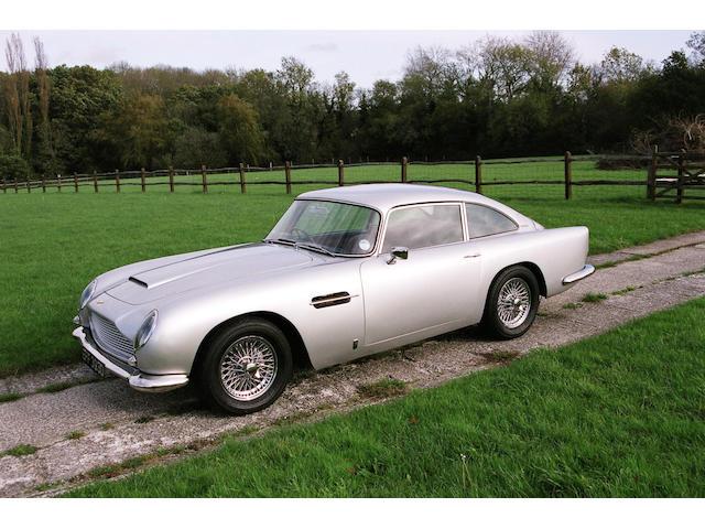 1964 Aston Martin DB5 4.2-Litre Saloon  Chassis no. DB5/1711/R Engine no. 400/1709