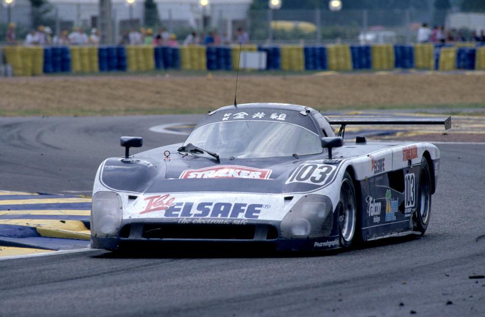 1988 Spice SE88,