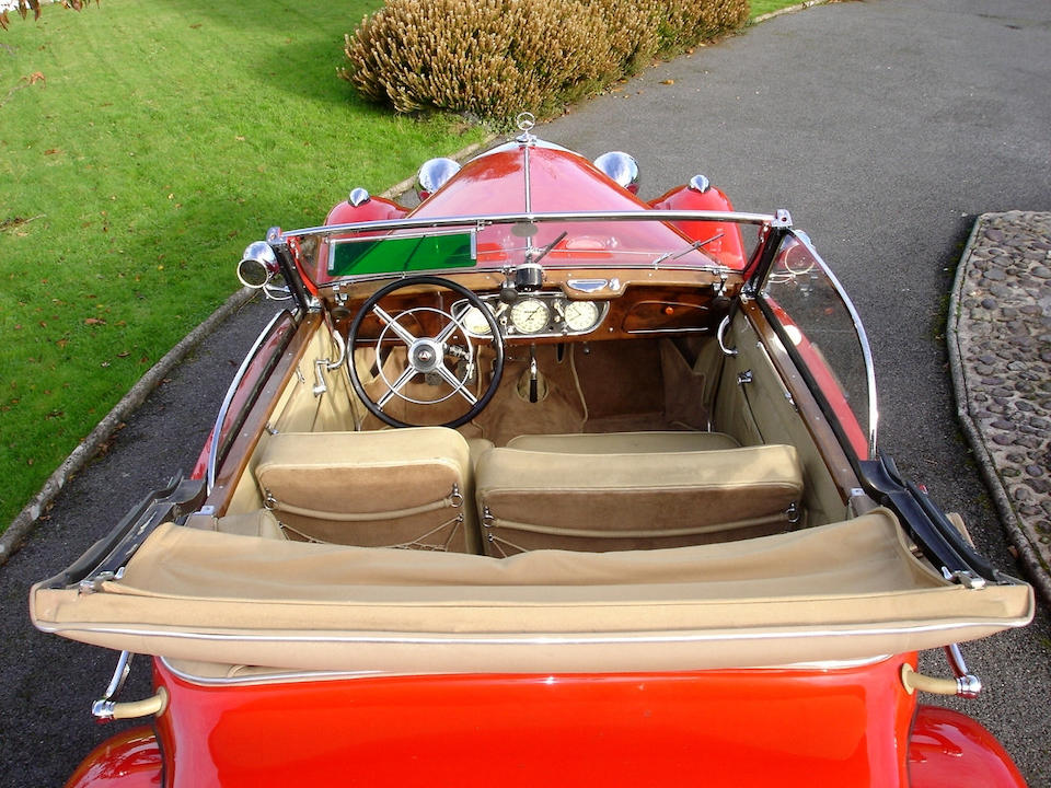 1936 Mercedes-Benz 290 Cabriolet A  Chassis no. 135837