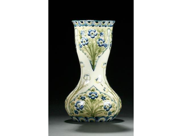 A Macintyre Moorcroft 'Poppies' vase, circa 1910
