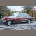 1979 Mercedes-Benz 450SE Saloon 11603222085393