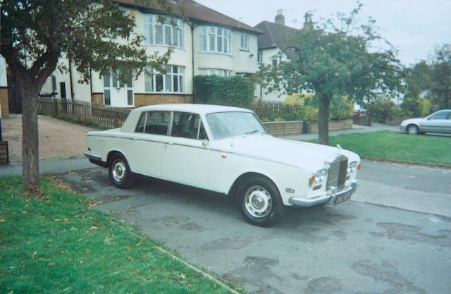 1971 Rolls-Royce Silver Shadow Saloon SRH 11130