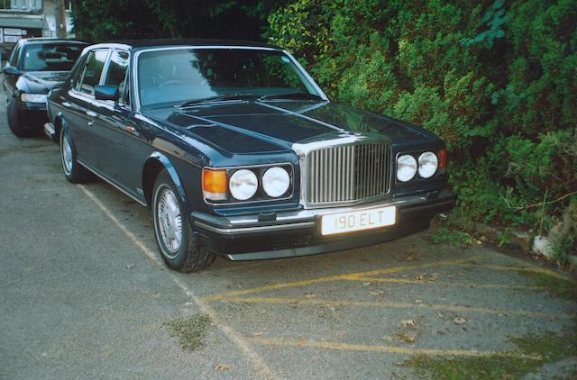 1988 Bentley Eight Saloon SCBZ600A1KCH25261