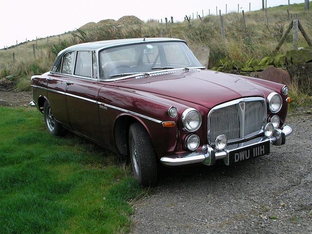 1970 Rover 3.5-Litre P5B Coupé 84503430