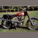 1963 Royal Enfield 499cc Fury