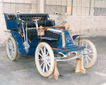 1902 Renault Type G  Chassis no. 187 Engine no. 7773
