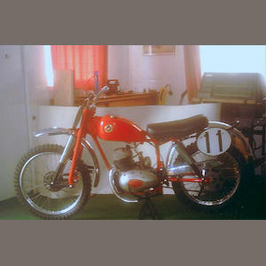 c.1959 DOT 250cc Scrambles Twin