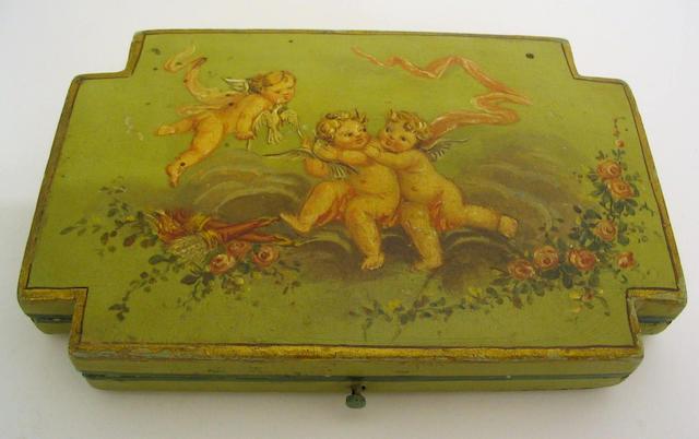 A good Edwardian etui by Dreyfus of Paris,