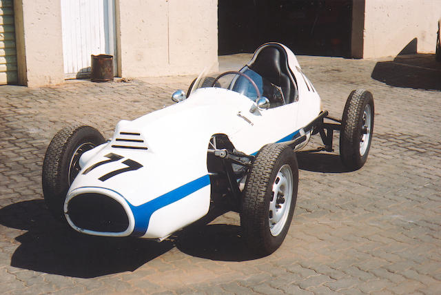 1960 Mitter-DKW Formula Junior Single Seater  Chassis no. 0013