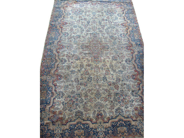 A Kirman carpet South East Persia, 792cm x 455cm