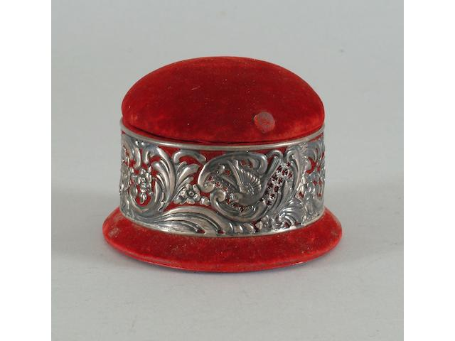 An Edwardian trinket box Charles Dumenil, 1901,