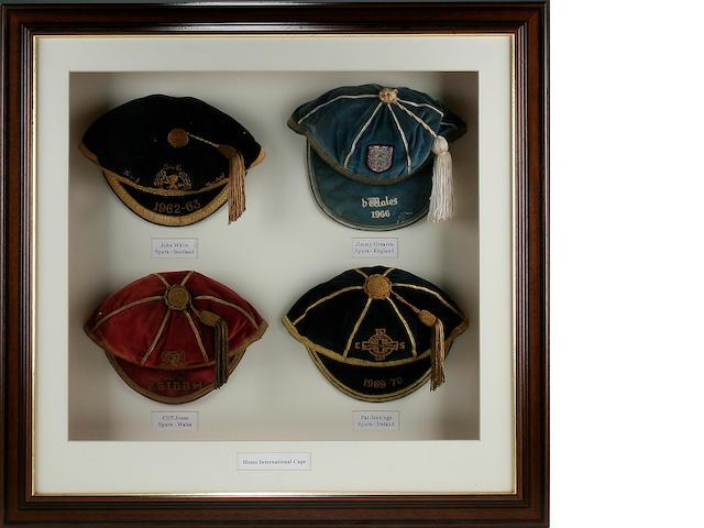 International Caps montage