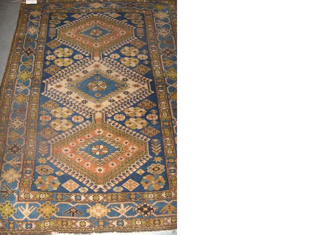 A Derbend rug 146cm x 107cm