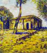 Jamini Roy Landscape (Murshidabad)
