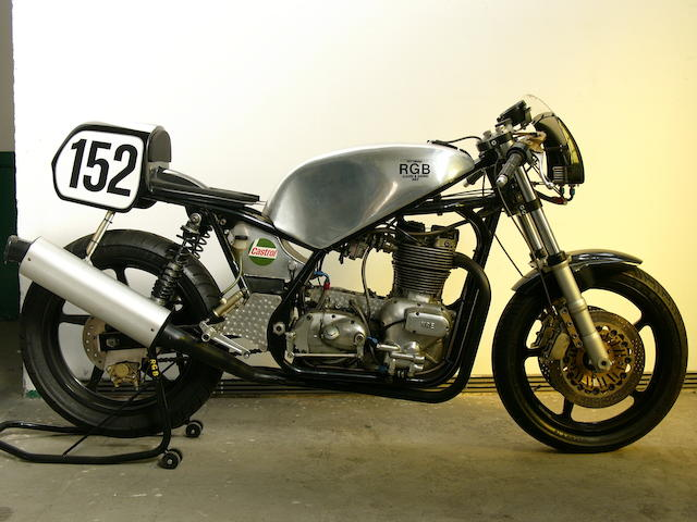 c.1985 RGB-Nourish/Weslake 850cc Racing Motorcycle