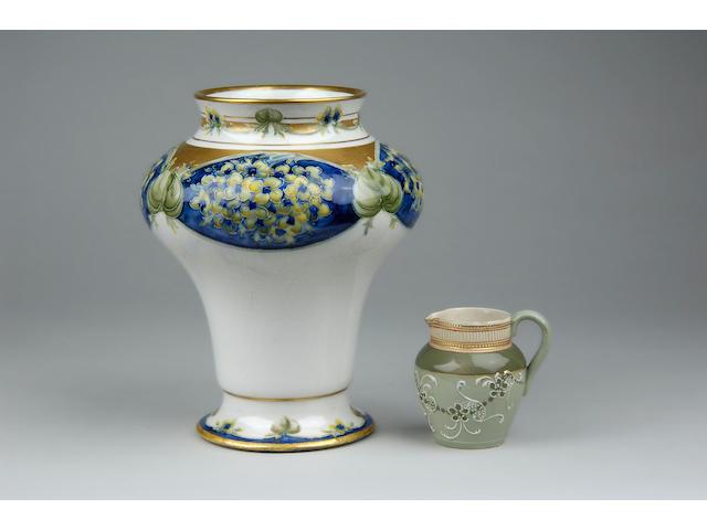 A Macintyre Moorcroft '18th Century' vase,
