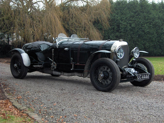 1928 Bentley Speed Six Sports Two-Seater BR 2359