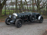 1928 Bentley Speed Six Sports Two-Seater  Chassis no. BR 2359 Engine no. BR 2356