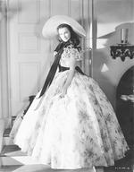 "Screen Play ""Gone with the Wind"" presented to Vivien Leigh"
