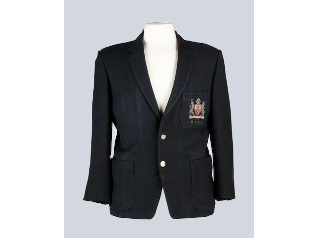 George Best's Personal Manchester United blazer