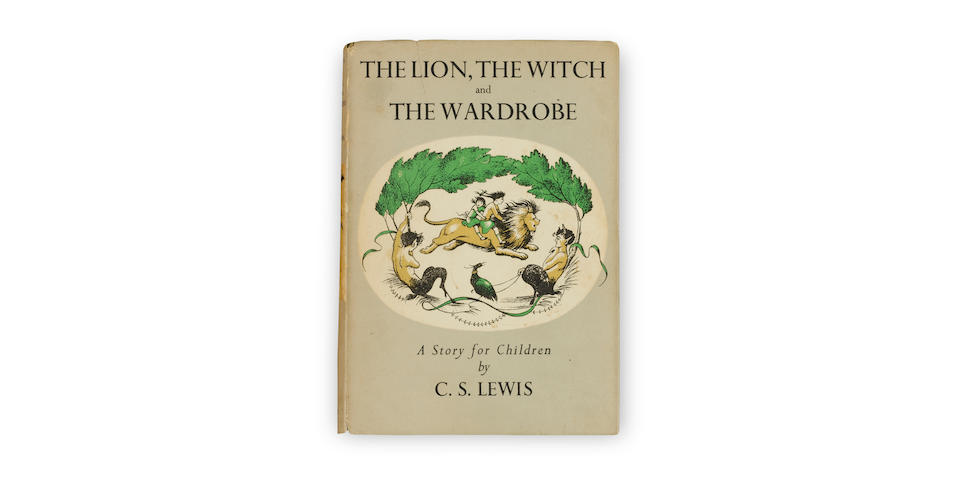 LEWIS (C.S.) The Lion, the Witch and the Wardrobe