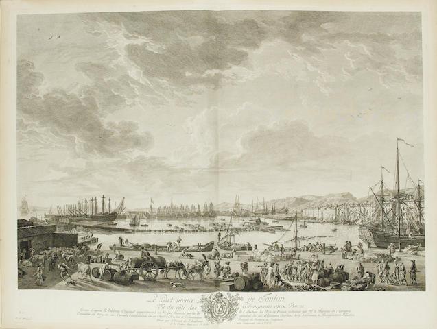 VERNET (CLAUDE-JOSEPH) [Les Ports de France]