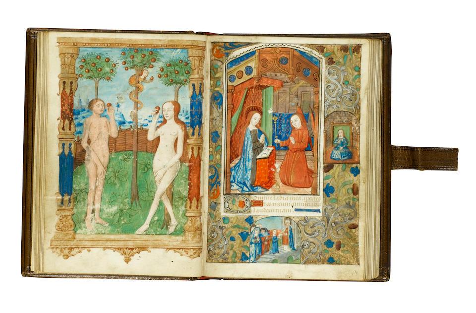 BOOK OF HOURS [ROUEN, c.1480-1500]