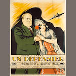 Sixty Cents an Hour 1923 Une Depensier French Grande