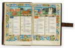 BOOK OF HOURS [ROUEN, c.1480-1500]