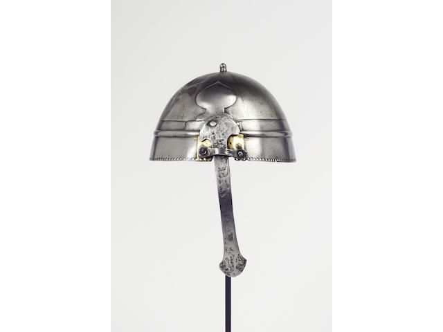 A Safavid steel helmet Persia,