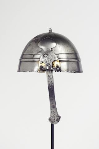 A Safavid steel Helmet Persia, 17th/ 18th Century