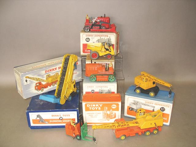 Dinky Road Making equipment 7