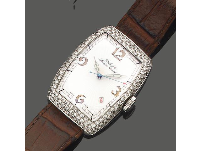 Dubey & Schaldenbrand.  A strap watch
