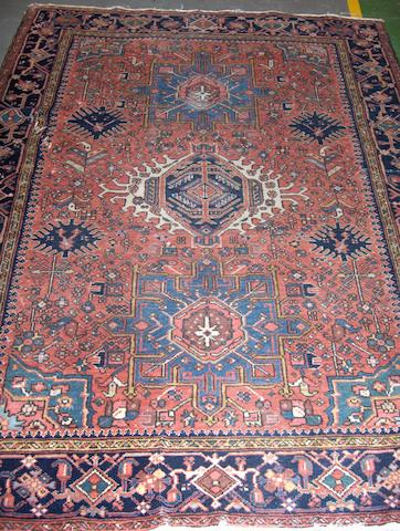 A Karaja rug North West Persia, 6 ft 4 in x 4 ft 11 in (493 x 150 cm)